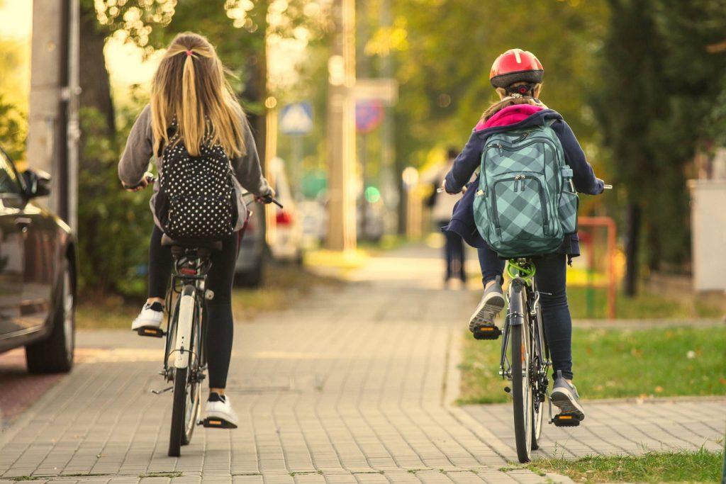 Back To School Safety for Kelowna Kids from Three West Security