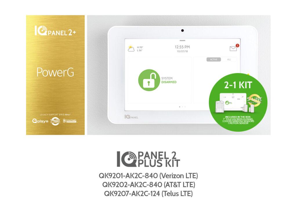 IQ Panel 2 Plus Kit